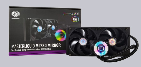 Cooler Master ML280 Mirror AIO