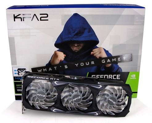 KFA2 GeForce RTX 3080 SG Grafikkarten