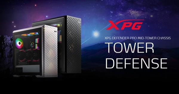 XPG Defender Pro Mid-Tower Gehäuse