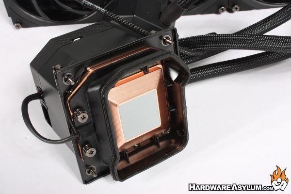 Cooler Master MasterLiquid ML360 SubZero