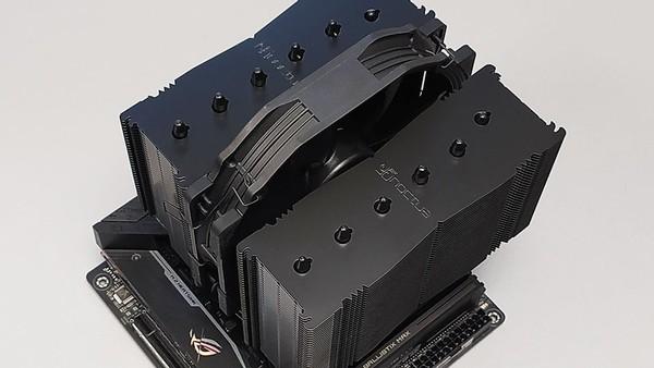 Noctua NH-D15S chromaxblack CPU Cooler
