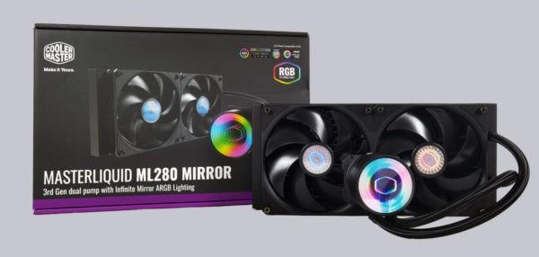 Cooler Master MasterLiquid ML280 Mirror AIO