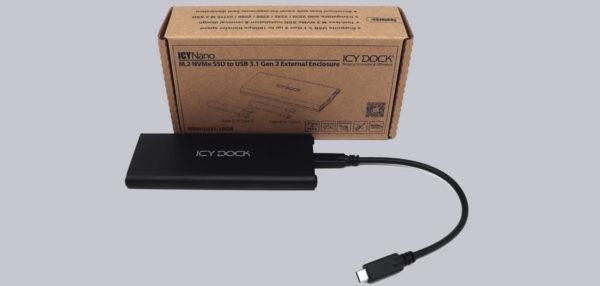 Icy Dock MB861U31-1M2B ICYNano