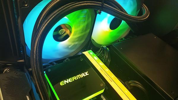 Enermax Liqmax III Argb 240 AIO Cooler