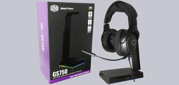 Cooler Master GS750 Gaming Headset Stand