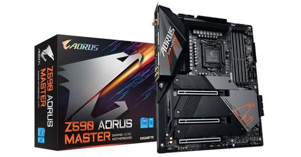 Gigabyte Z590 Aorus Master Motherboard