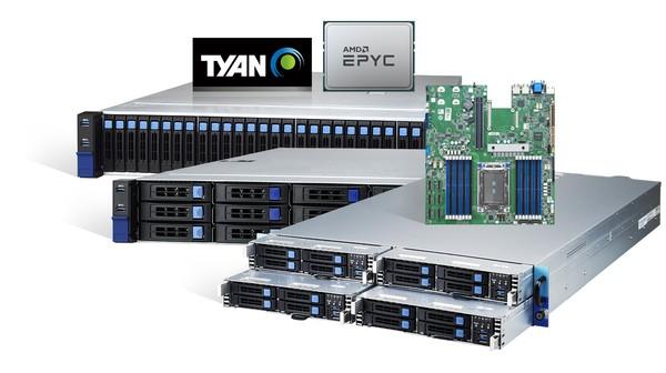 Tyan AMD Epyc 7003 Motherboards