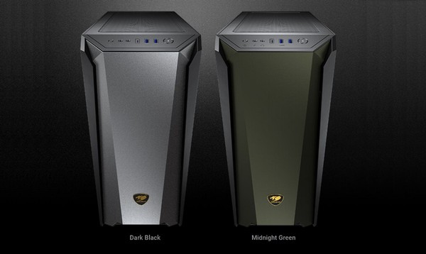 Cougar MX660 Iron RGB Chassis