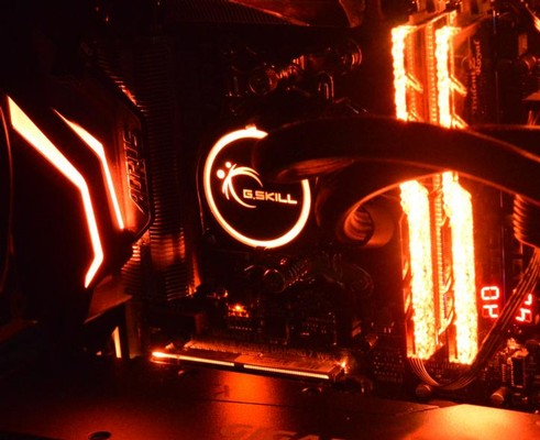 GSkill Enki 360 LCS Liquid Cooler
