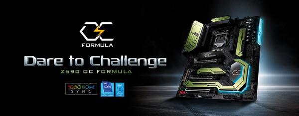 ASRock Z590 OC Formula Motherboard