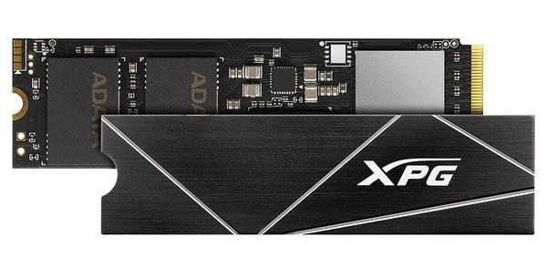 XPG Gammix S70 Blade PCIe Gen4x4 M2 2280 SSD