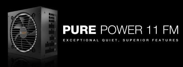 be quiet Pure Power 11 FM SFX Power 3 TFX Power 3 Netzteile