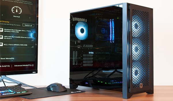 Scan 3XS Gamer iCue RTX PC