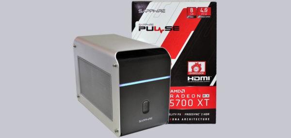 Sapphire GearBox external GPU