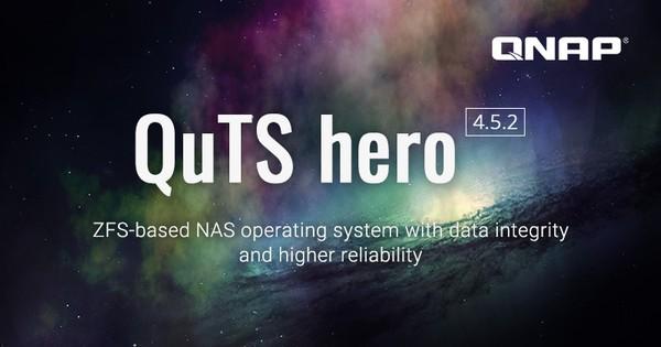 Qnap Quts hero