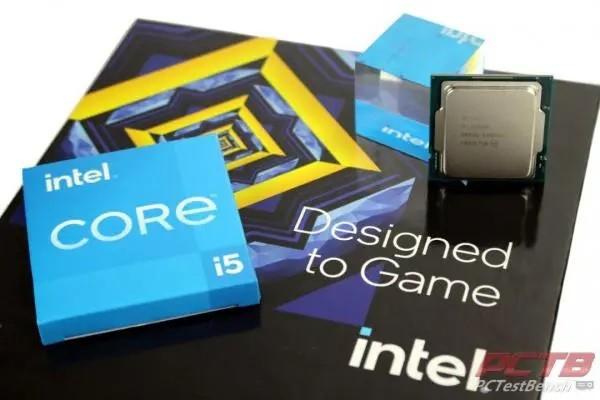Intel Core i5-11600K CPU