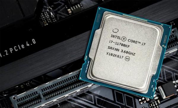 Intel Core i7 11700KF Processor