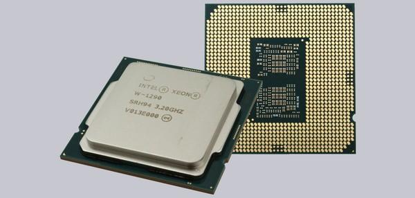 Intel Xeon W-1290 CPU