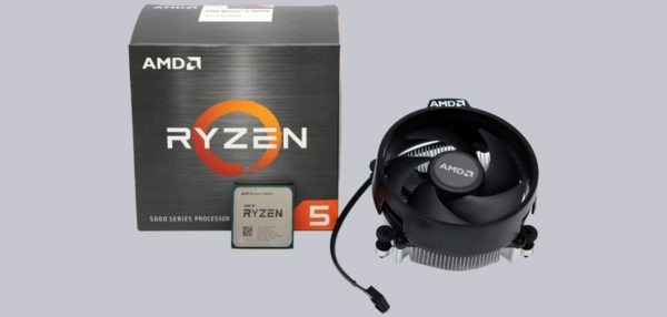 AMD Ryzen 5 5600X CPU