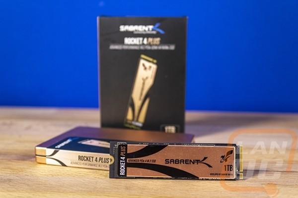 Sabrent Rocket 4 Plus 1TB SSD