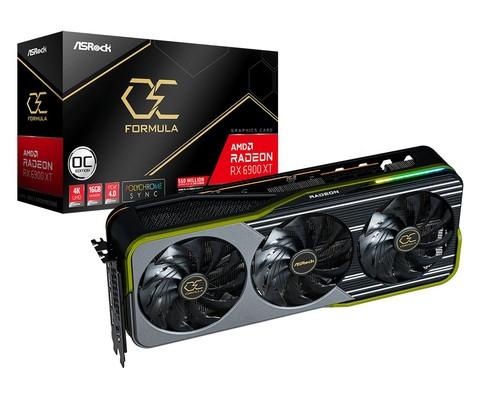 ASRock Radeon RX 6900 XT OC Formula 16GB Graphics Card