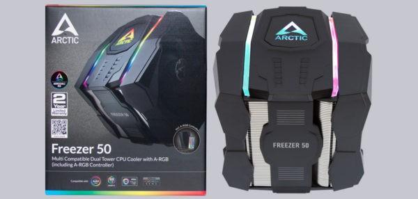 Arctic Freezer 50 A-RGB Luftkühler