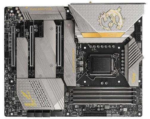 MSI MEG Z590 Ace Gold Edition Motherboard