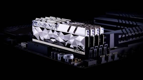 GSkill Trident Z Royal Elite DDR4 Memory Kits