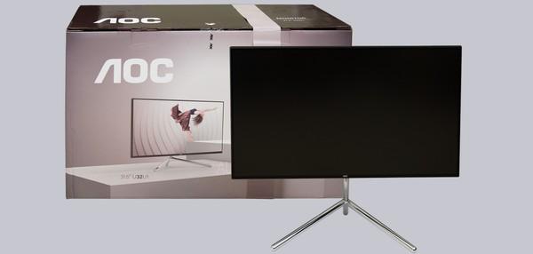 AOC U32U1 4K HDR600 Monitor