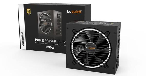 be quiet Pure Power 11 FM 650W PSU