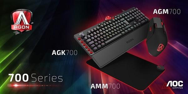 AOC Tastaturen Mäuse und Mousepads