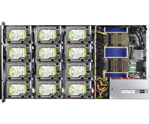 ASRock Rack 1U10E-ROME2T 1U12XL-EPYC2T2E and 1U12XL-C622 RPSU Server Solution