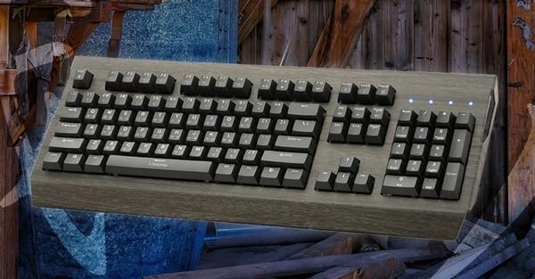 i-Rocks K72MN Artisan Keyboard
