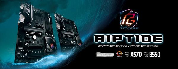 ASRock PG Riptide Motherboards