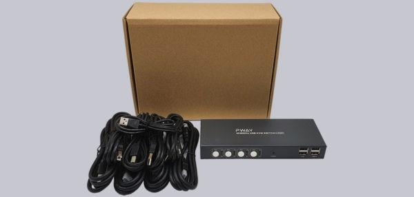 GHT USB HDMI KVM