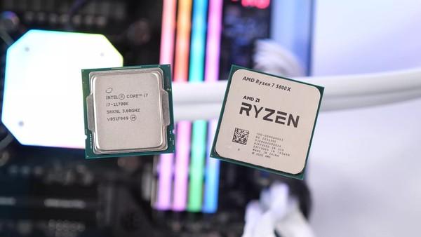 Intel Core i7-11700K vs AMD Ryzen 7 5800X