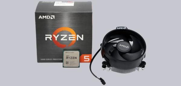 AMD Ryzen 5600X CPU