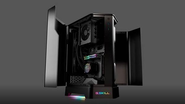 GSkill Pentagonal Z5i ITX Case