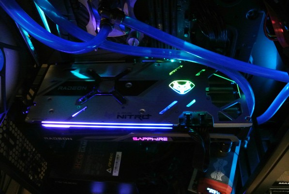 Sapphire Nitro Radeon RX 6800