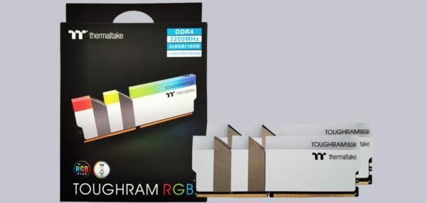 Thermaltake Toughram RGB DDR4-3200 16GB RAM