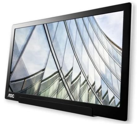 AOC I1601P portabler Monitor
