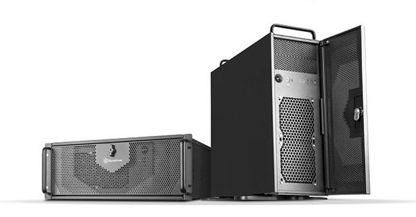 SilverStone RM42-502 Case