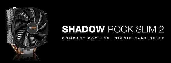 be quiet Shadow Rock Slim 2 CPU-Kühler