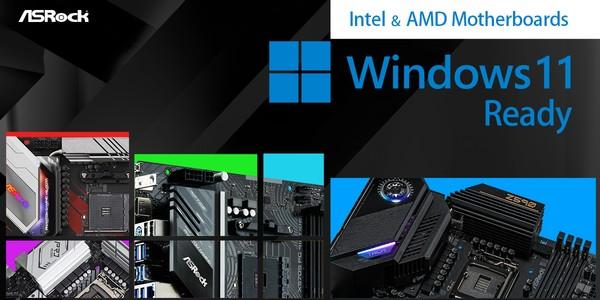 ASRock Windows 11 Mainboard Kompatibilitätsliste