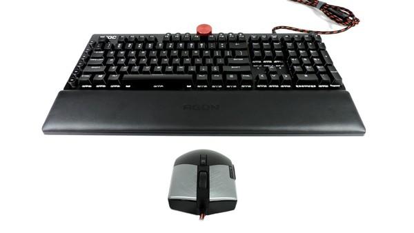 AOC AGK700 and AOC AGM700