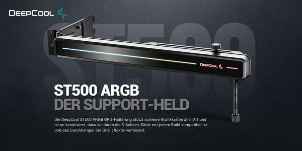 DeepCool ST500 ARGB GPU Halter