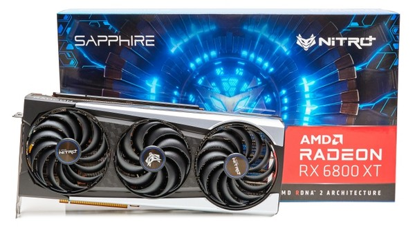 Sapphire Nitro Radeon RX 6800 XT