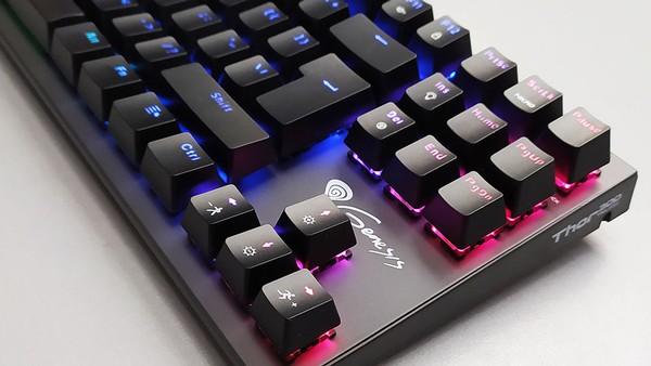 Genesis Thor 300 TKL RGB Keyboard