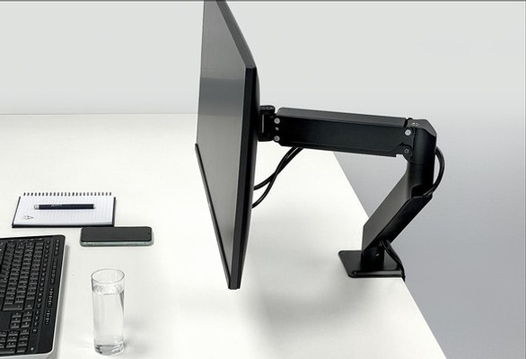 Arctic X1 und Arctic X1-3D Monitorarm mit Gasfeder