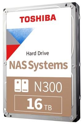 Toshiba N300 16TB NAS Festplatte
